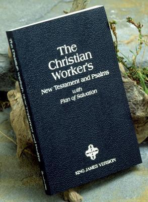 Christian Workers New Testament and Psalms-KJV