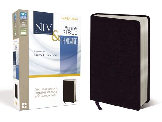 Side-By-Side Bible-PR-NIV/MS-Large Print