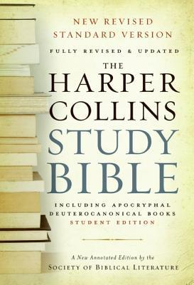 HarperCollins Study Bible-NRSV-Student