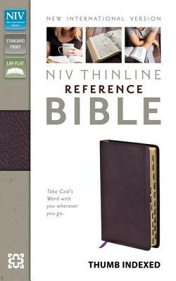 Thinline Reference Bible-NIV