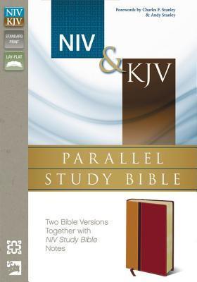 Parallel Study Bible-PR-NIV/KJV