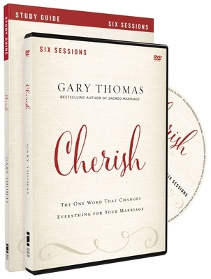 Cherish Study Guide with DVD: The One Word That Changes Everything for Your Marriage