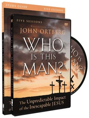Who Is This Man? Study Guide with DVD: The Unpredictable Impact of the Inescapable Jesus