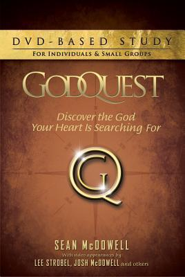 Godquest DVD-Based Study: Discover the God Your Heart Is Searching for