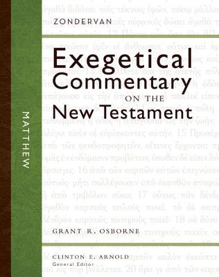 Zondervan Exegetical Commentary on New Testament""