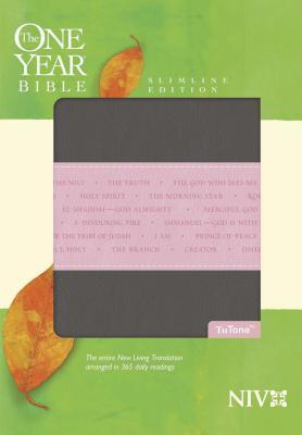 One Year Bible-NIV-Slimline