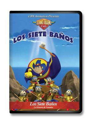 Los Siete Banos: Storyteller Caf' - Spanish Edition