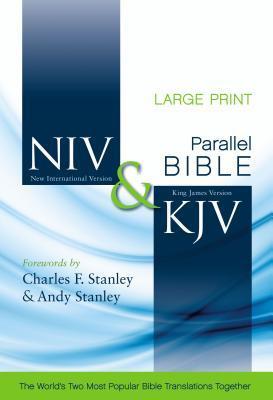 Side-By-Side Bible-PR-NIV/KJV-Large Print