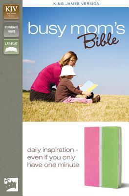 Busy Mom's Bible-KJV
