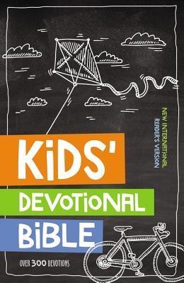 Nirv, Kids' Devotional Bible, Hardcover