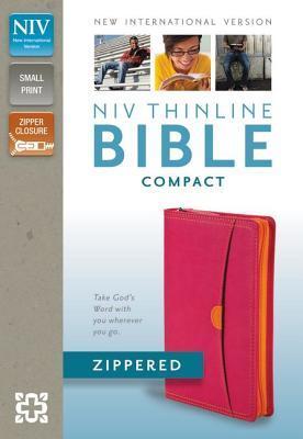 Thinline Bible-NIV-Compact Zipper Closure
