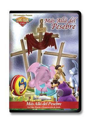 Mas Alla del Pesebre: Storyteller Caf' - Spanish Edition