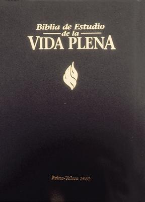 Biblia de Estudio de la Vida Plena-RV 1960
