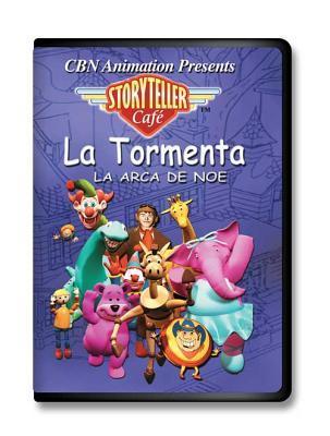 La Tormenta: Storyteller Caf' - Spanish Edition