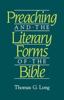 Preaching and Literary Forms