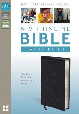 Thinline Bible-NIV-Large Print