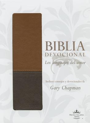 Biblia Devocional los Lenguajes del Amor-Rvr 1960