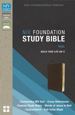 Foundation Study Bible-NIV