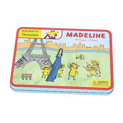 Madeline Magnetic Characters [With 30 Magnets]