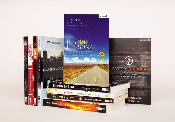 Exponential Series Complete Set: Essential Resources for Church Planters and Missional Leaders