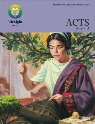 Acts, Part 2 Enrichment Magazine/Study Guide