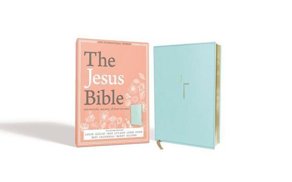 The Jesus Bible-NIV