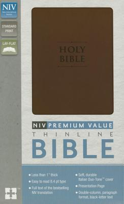 Premium Value Thinline Bible-NIV