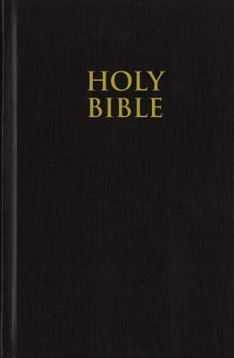 Pew Bible-KJV-Large Print