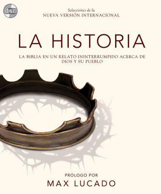La Historia NVI, Audio CD Integro