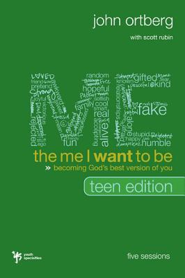The Me I Want to Be, Teen Edition Curriculum Kit: Becoming God's Best Version of You [With DVD and Book & Participant's Guide]