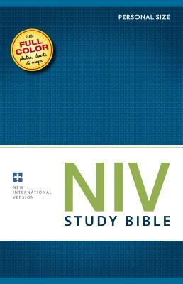 Study Bible-NIV-Personal Size