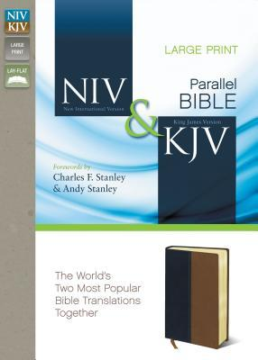 Side-By-Side Bible-PR-NIV/KJV-Large Print