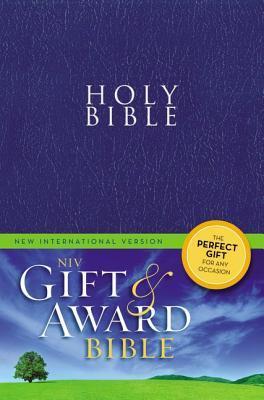 Gift and Award Bible-NIV