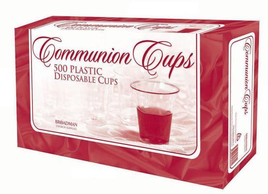 Communion Cups 500ct