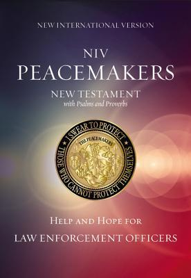 Peacemakers New Testament with Psalms and Proverbs-NIV