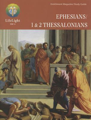 Ephesians/1 & 2 Thessalonians Enrichment Magazine/Study Guide