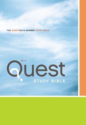 Quest Study Bible-NIV
