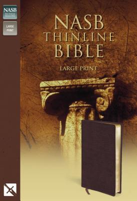 Thinline Bible-NASB-Large Print