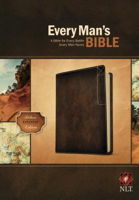 Every Man's Bible-NLT Deluxe Explorer