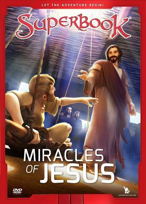 Superbook the Miracles of Jesus: True Miracles Come Only from God