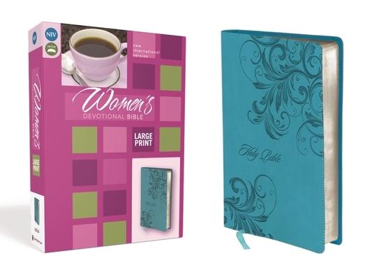 Women's Devotional Bible-NIV-Large Print