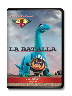 La Batalla: Storyteller Caf' - Spanish Edition