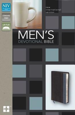 Men's Devotional Bible-NIV