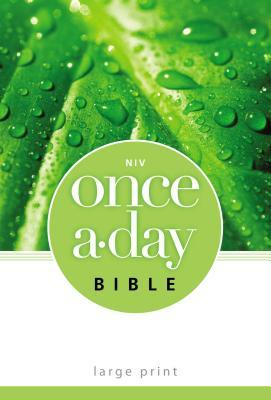 Once-A-Day Bible-NIV-Large Print