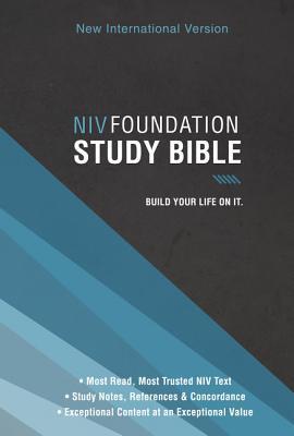 Foundation Study Bible-NIV