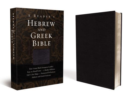 Reader's Hebrew and Greek Bible-FL
