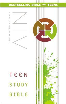 Teen Study Bible-NIV