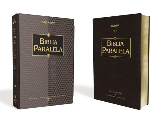 Rvr 1960/NVI Biblia Paralela, Tapa Dura