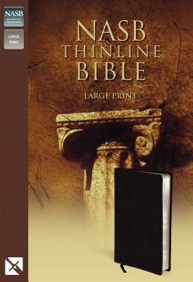Thinline Bible-NASB-Large Print