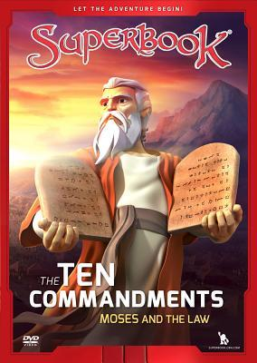 Superbook the Ten Commandments: Moses and the Law